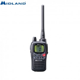 Rádio G9 Pro PMR16 (New Version) bk [Midland]