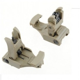 Mechanical RIS Sight Set Type 71L tan [FMA]