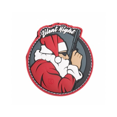 Rubber Patch Silent Night Operator
