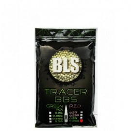 0.25g 1Kg (4000 BBs) Tracer Green [BLS]