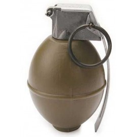 BB Feed Mock M26 Hand Grenade Shape [G&G]