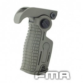 Foldable Grip for Pictionary Rail foliage green [FMA]