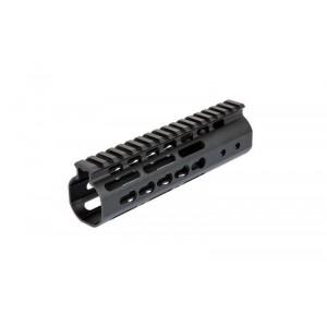 "Aluminum Handguard 7"" bk [Specna Arms]"