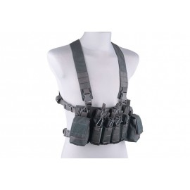 Fast Chest Rig Tactical Vest grey [Primal Gear]