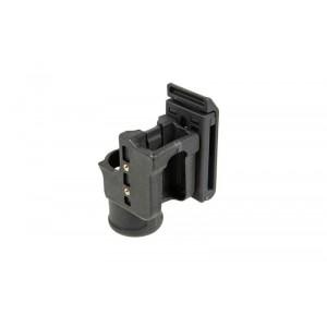 Polymer Pouch for V85 Flashlight bk [FMA]