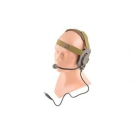 Headset Military Plug tan [Dragon]
