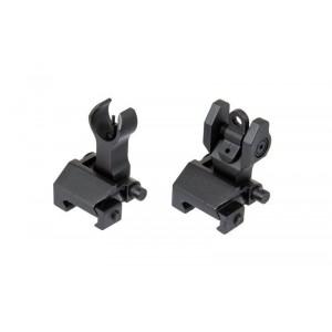 Metal Folding Sight Set bk [Specna Arms]