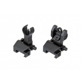 Metal Folding Sight Set bk [Specna Arms]