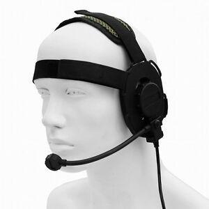 Bowman Evo III Headset bk [Z-Tactical]