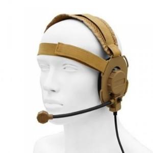 Bowman Evo III Headset tan [Z-Tactical]