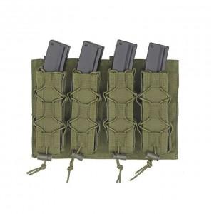 Magazine Pouch Speed Quad MP5/MP7/MP9/SMG od [8Fields]