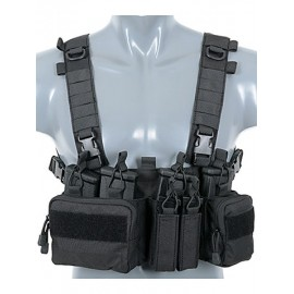 Tactical Adaptive Sniper Chest Rig bk [8Fields]