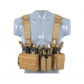 Tactical Adaptive Sniper Chest Rig coyote [8Fields]