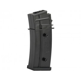 Magazine Mid-Cap for G36 60BBs bk [BattleAxe]