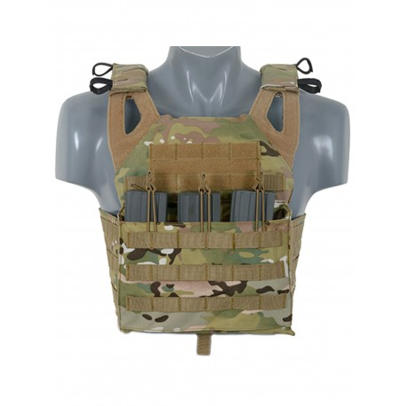 Jump Plate Carrier V2 (Large Size) multicam [8Fields]