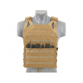 Jump Plate Carrier V2 (Large Size) coyote [8Fields]