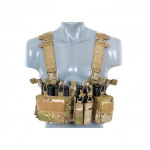 Tactical Adaptive Sniper Chest Rig multicam [8Fields]