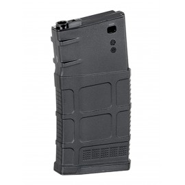 Magazine for SR25/AR10 120BBs bk [BattleAxe]