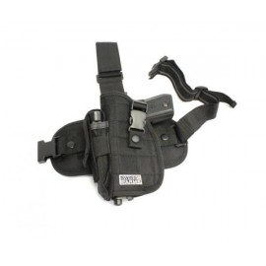 Universal Leg Holster bk [Swiss Arms]