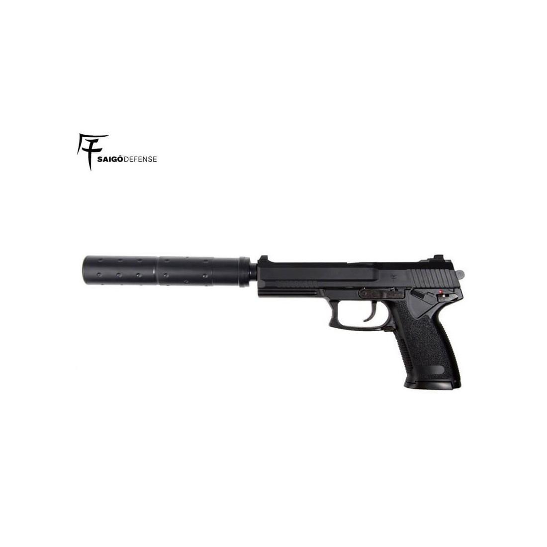 Pistola MK23 Socom bk [Saigo]