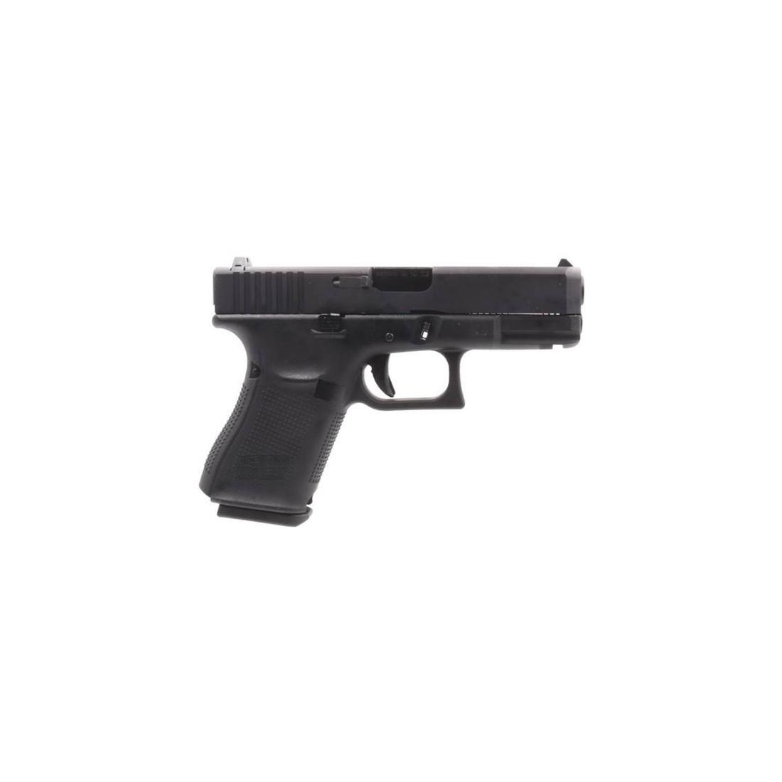 Pistola G19 Gen4 Metal Version GBB black [WE]