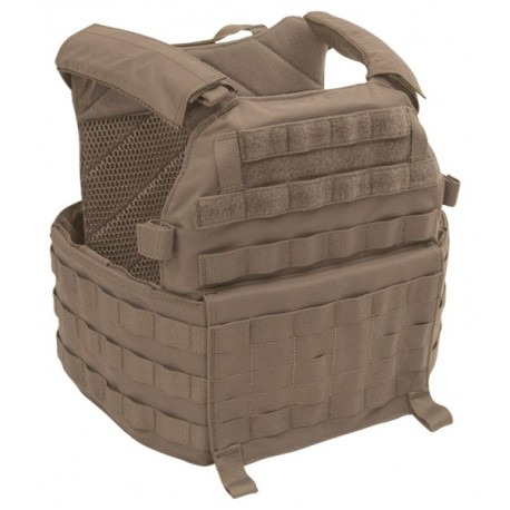 DCS Releasable Plate Carrier coyote [Warrior]