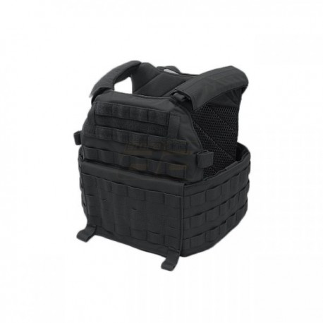 DCS Releasable Plate Carrier black [Warrior]