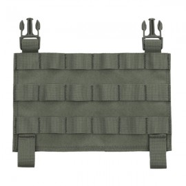 Recon Plate Carrier Vest Molle Front Panel od [Warrior]