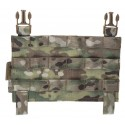 Recon Plate Carrier Vest Molle Front Panel multicam [Warrior]