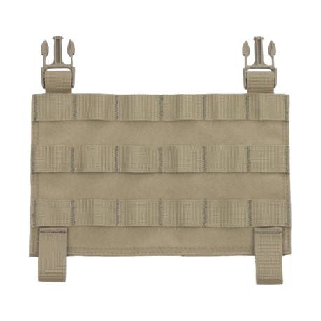 Recon Plate Carrier Vest Molle Front Panel coyote [Warrior]