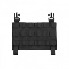 Recon Plate Carrier Vest Molle Front Panel black [Warrior]