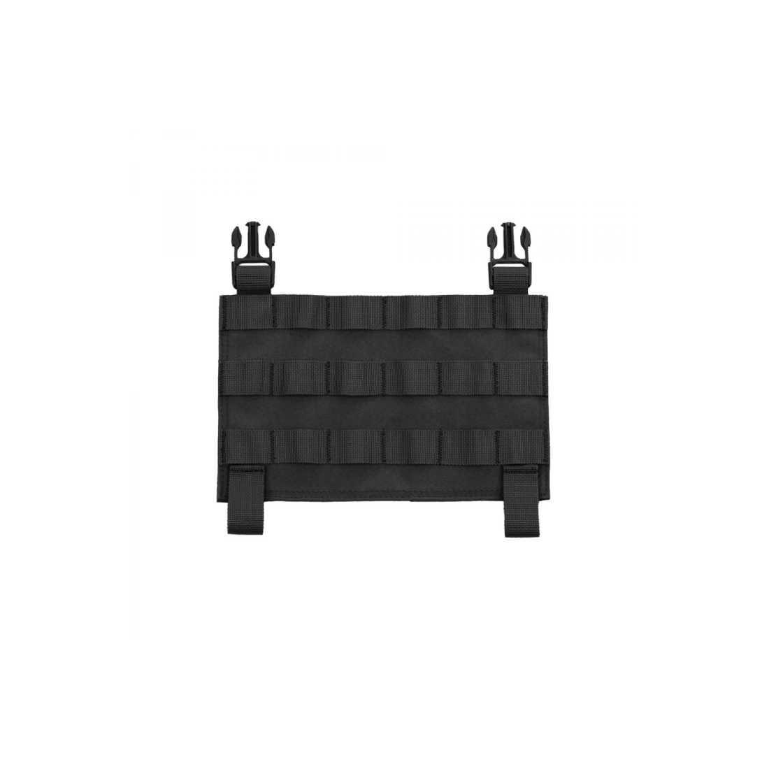 Recon Plate Carrier Vest Molle Front Panel black [Warrior]