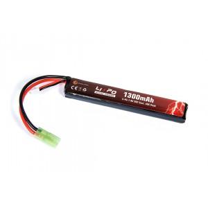 Bateria 7.4V 1300mAh 20C-40C Stick Li-Po (12.2x21x130mm) [Ultra Power]