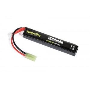 Bateria 11.1V 1300mAh 20C (18x21x130mm) Stick Li-Po