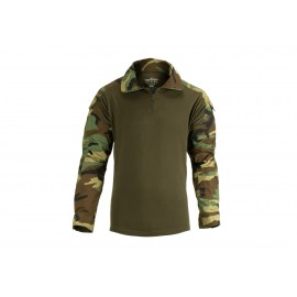 Combat Shirt woodland XXL [Invader Gear]