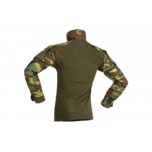 Combat Shirt woodland XXL [Invader Gear]