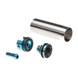 Bore-Up Kit (cylinder/cylinder head/piston head/nozzle) for V2 [Point]