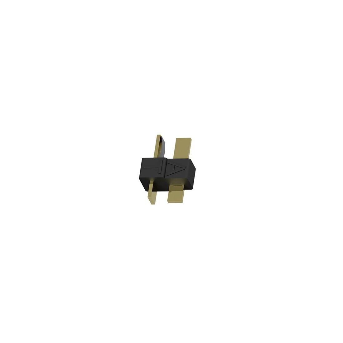 T-Plug Male black [Titan]