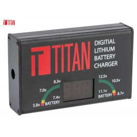 Small Lithium Digital Charger [Titan]