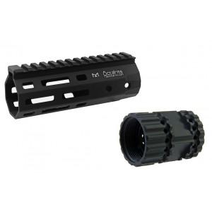 M-LOK Handguard 145mm Set black [Ares]