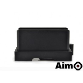 QD Riser Mount for RD-1/RD-2 black [Aim-O]