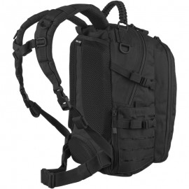 Laser Cut Mission Pack Small 20L black [Mil-Tec]