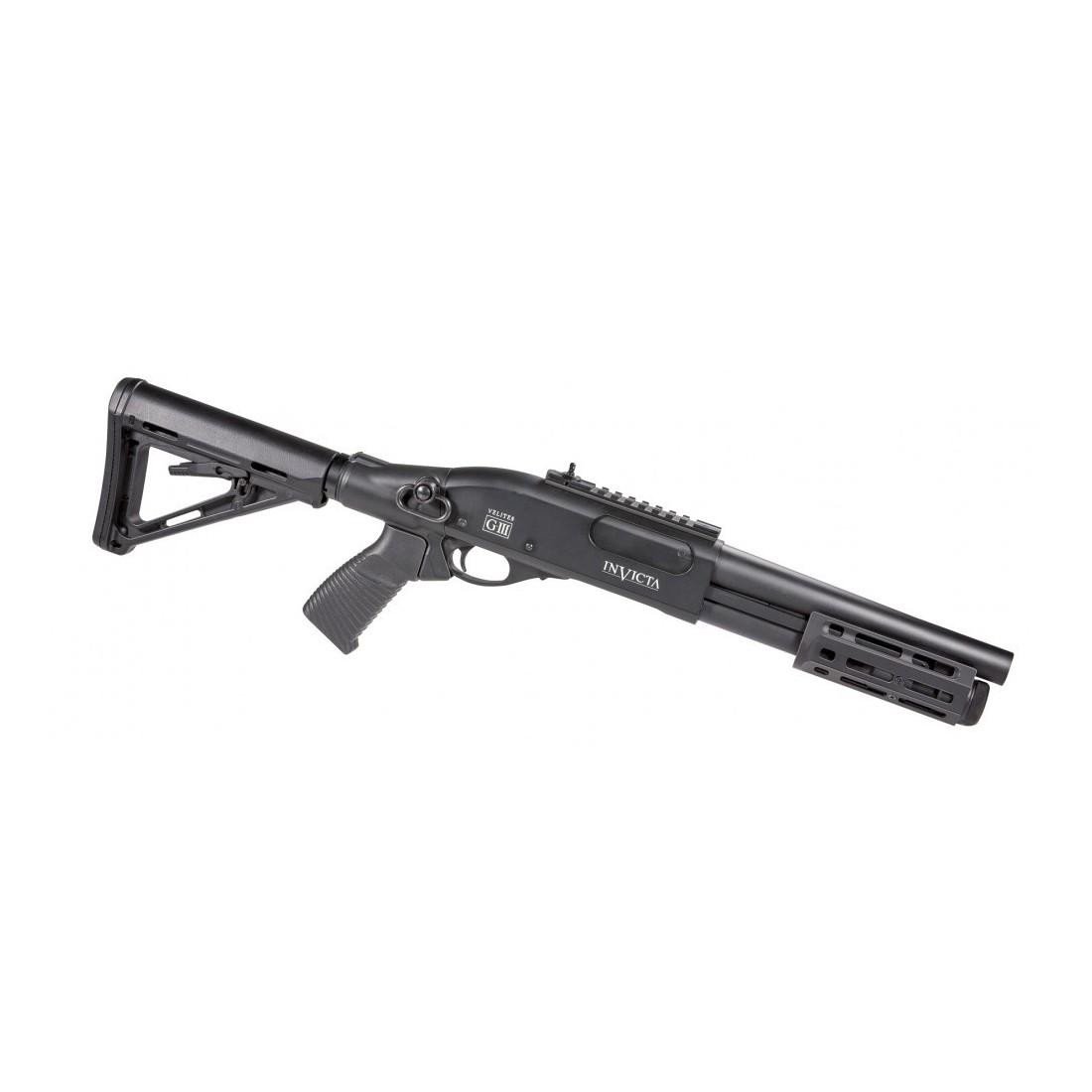 Shotgun VELITES INVICTA G-III black [SECUTOR]