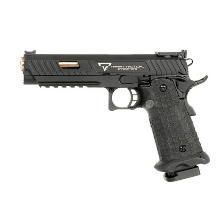 Pistol Combat Master (R601) Gas Blowback black [Army Armament]