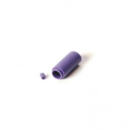 Hop-Up Rubber with Nub (Soft Type Purple/below 400fps) [Prometheus]