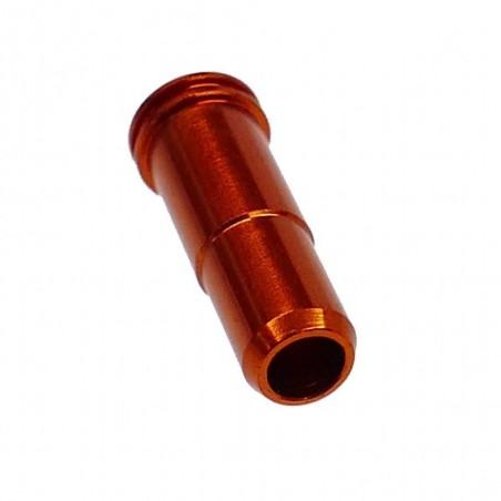 Nozzle AR10 Longer Gearbox 7075 Aluminum (24mm) SHS