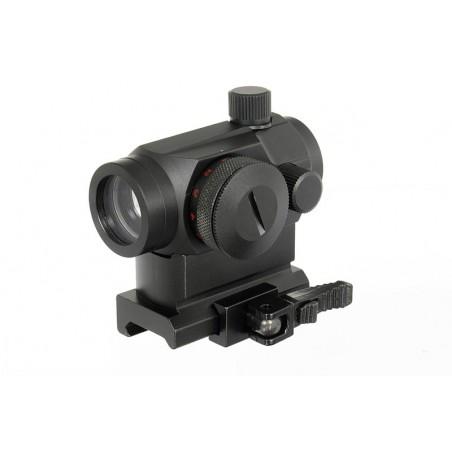 QD Red Dot Sight 1x20 High/Low black [PCS]
