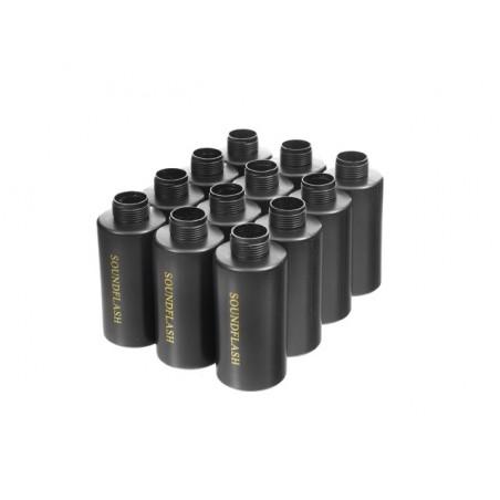 Cylinder Grenade Shell 12pcs [Thunder-B]