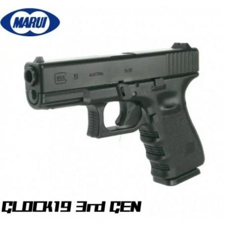 Pistola Glock 19 Gas Blowback black [Tokyo Marui]