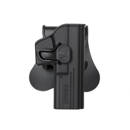 Holster 360º for G17 black [Amomax]